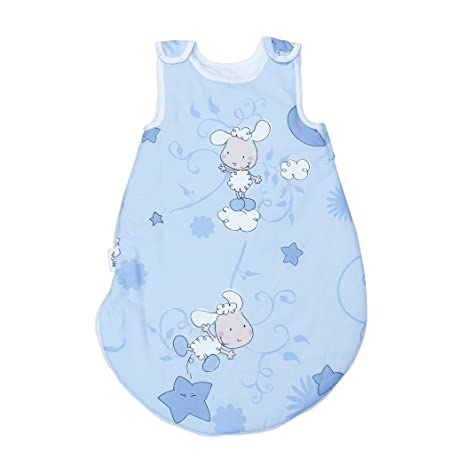 Happy Lambs Blue (Corderos) PatiChou Sacos de dormir para bebés 0 -