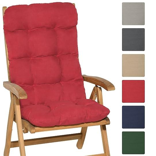 chaise de jardin rouge chaise de jardin canebiere n with. Black Bedroom Furniture Sets. Home Design Ideas