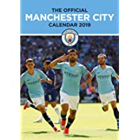 The Official Manchester City F.C. Calendar 2019