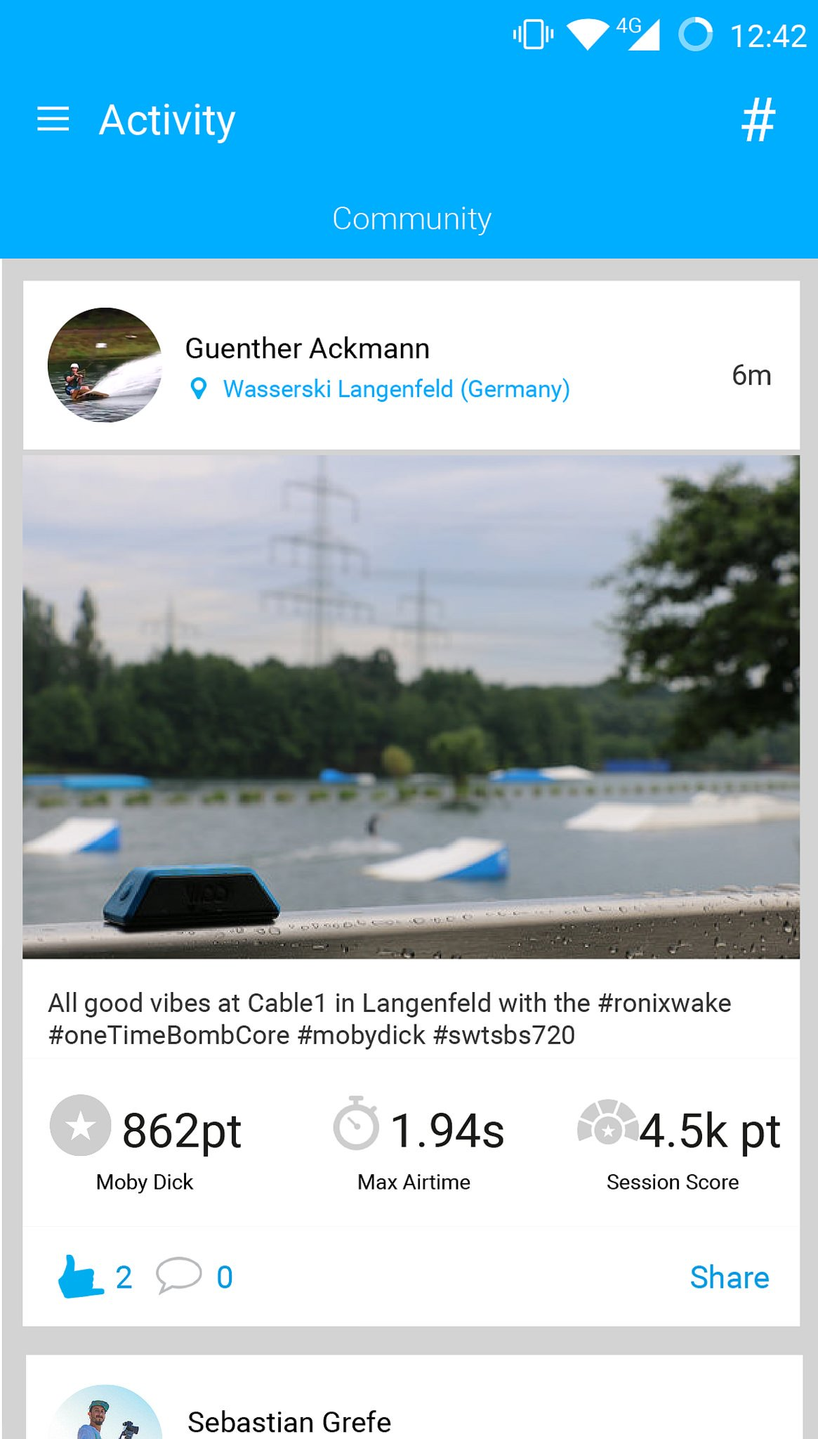WOO 2.0 for Kite + Wake by WOO SPORTS (Image #2)