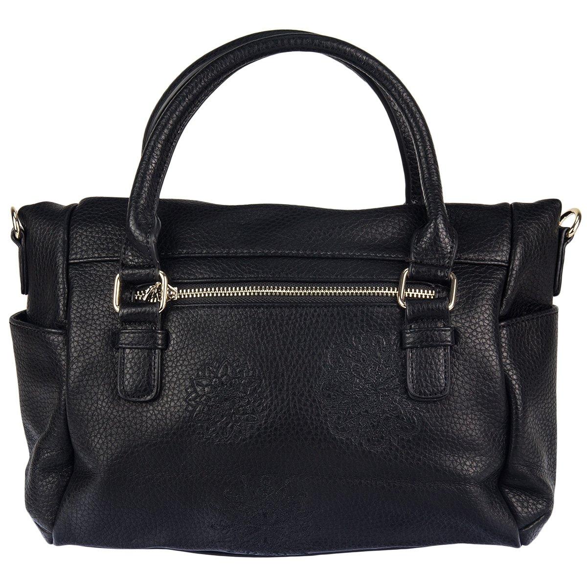 Bols Loverty Alex Vanille Damen Handtasche Umhänge Tasche Schultertasche Umhängetasche 72X9ER3/6018 Desigual x8wU08U5