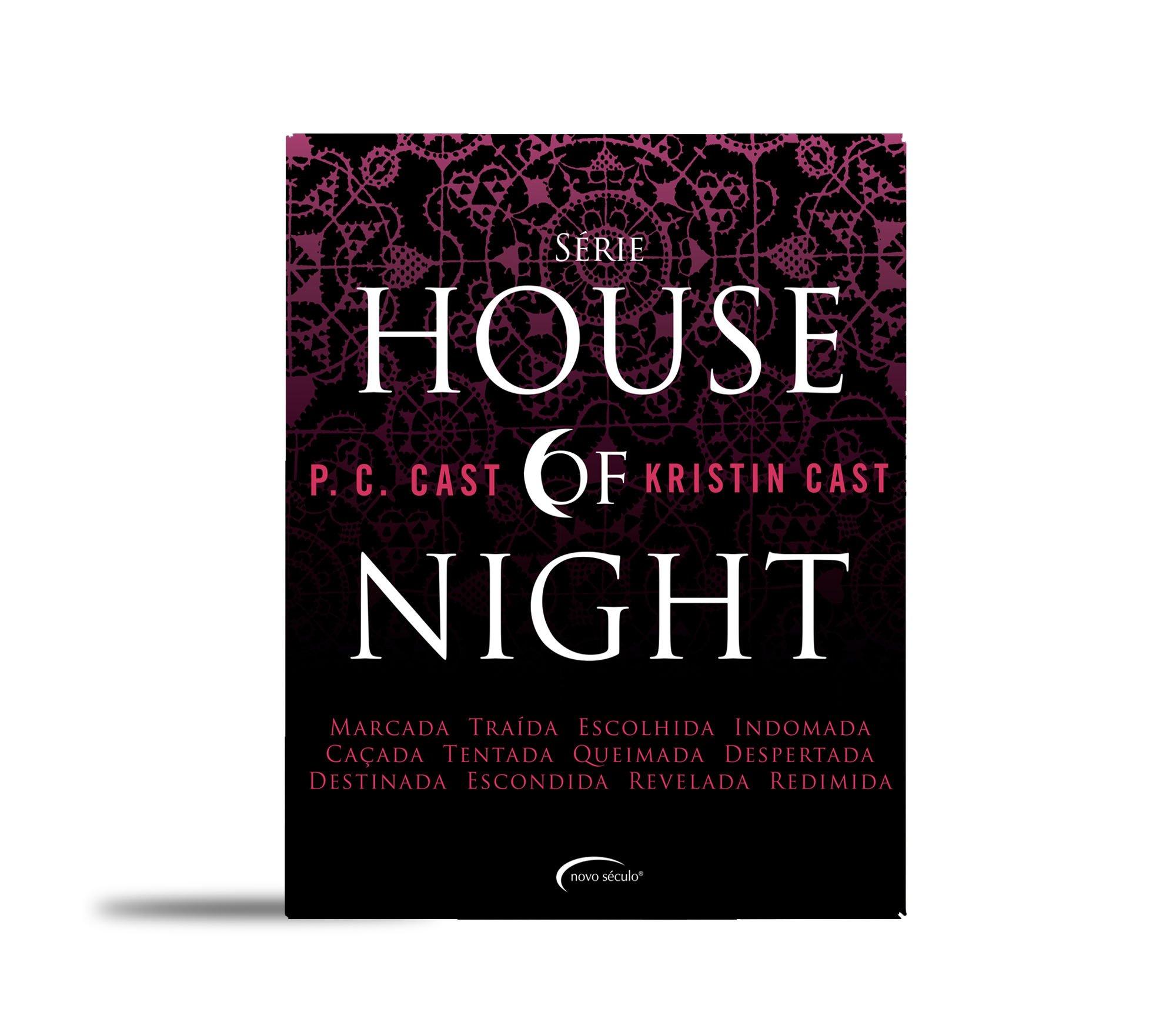 livro indomada house of night
