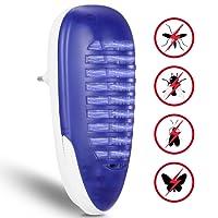 YUNLIGHTS Lampe Anti-Moustique, 4W Tue Mouche Electrique, Interieur Piège à Moustiques pour Anti Insectes Répulsif Moustique