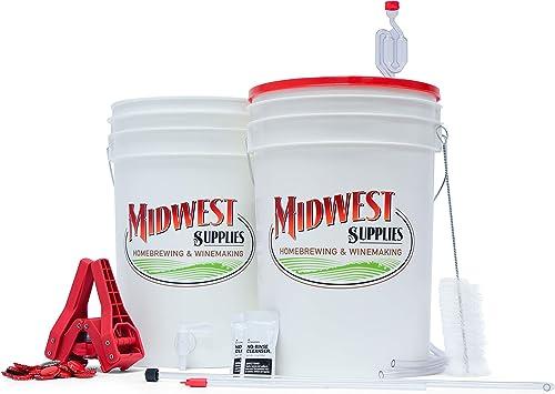Midwest Supplies Beer. Simply Beer. Starter Kit