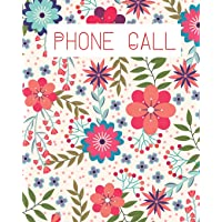 Phone Call: Telephone Memo Log (Voice Message Log BooK)