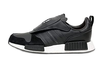 9ada14420621d adidas Micropacer x R1 Mens in Core Black Utility Black Solar Red