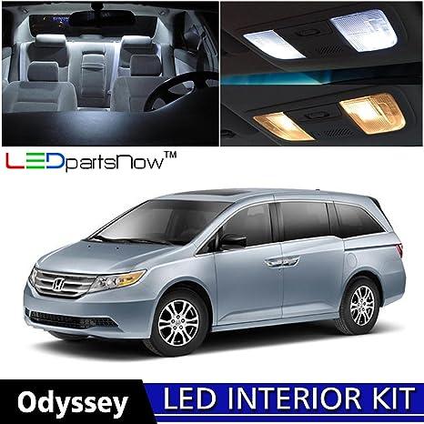Amazon Com Ledpartsnow 2011 2017 Honda Odyssey Led Interior Lights