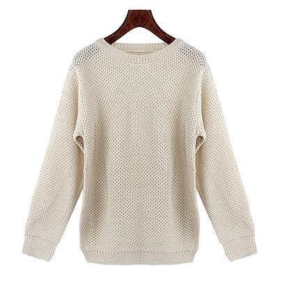 Amazon.com  Hemlock Loose Knitted Sweater 7eb250560