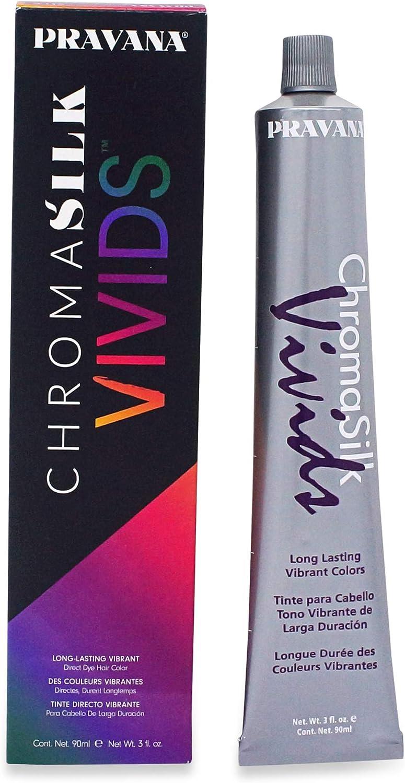 Pravana Chroma Silk Creme Hair color Vivids Wild Orchid by Cydraend by Cydraend