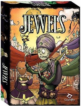 Cosplayou- Jewels, JWL01: Amazon.es: Juguetes y juegos