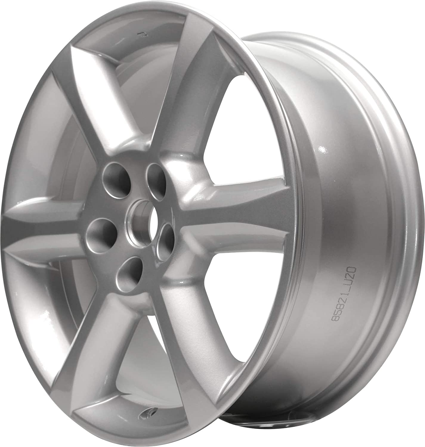 Partsynergy Replacement For New Aluminum Alloy Wheel Rim 18 Inch Fits 2004-2006 Nissan Maxima 5-115mm 6 Spokes