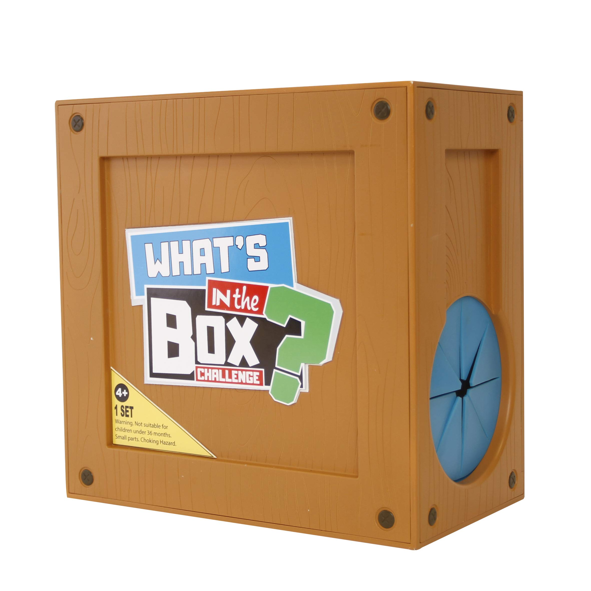 CHTK4 40300 What's in The What's in The Box Challenge, No Colour