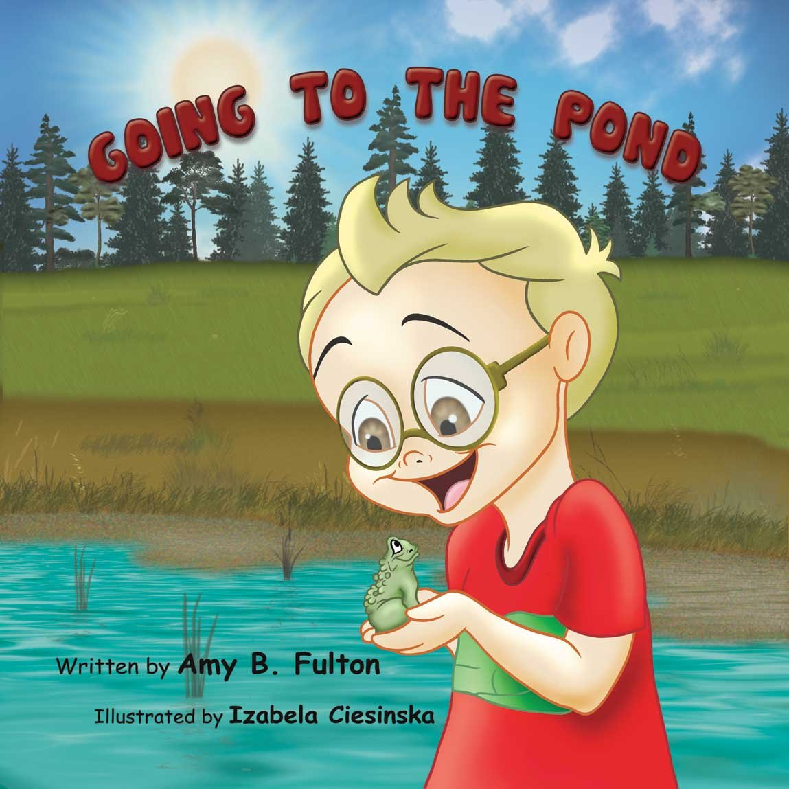 Download Going to the Pond PDF