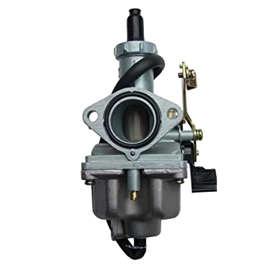 shamofeng PZ26 26mm Carburetor with Cable Choke for Honda CB125 XL125S TRX250 TRX250EX Recon, GY6 150cc ATV Quad Go-Kart Buggy and Dirt Bike, Taotao, Buyang, Coolsort, Kazuma, SunL, Roketa, AIM-EX: Automotive
