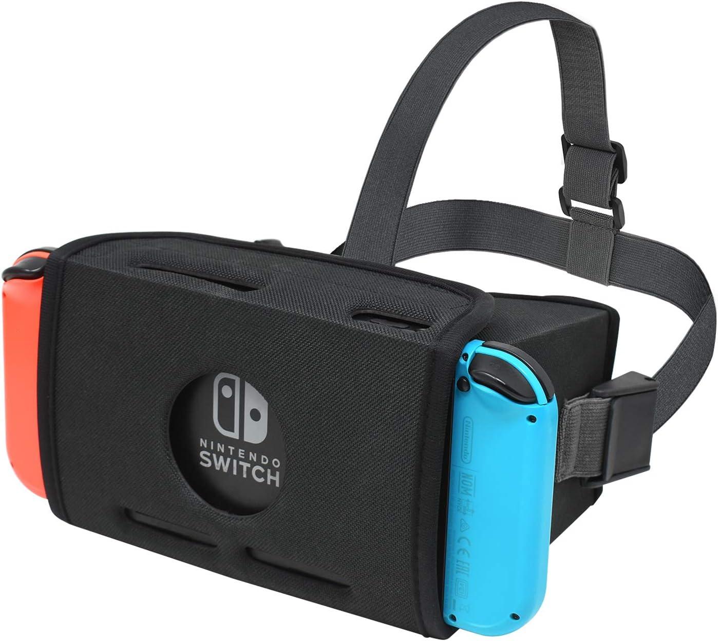 FASTSNAIL Gafas VR para Nintendo Switch, 3D Realtad Virtual para ...