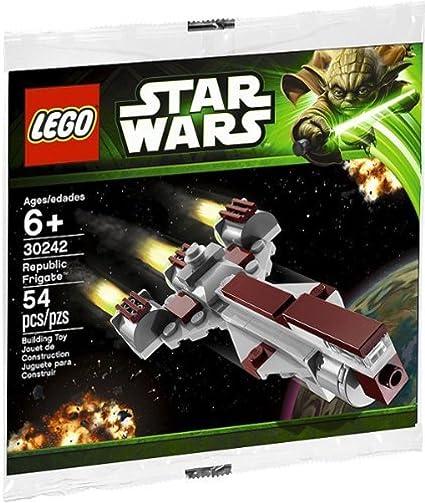 LEGO Star Wars: Mini República Frigate Establecer 30242 ...