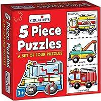 Creative Educational Aids P. Ltd. Puzzles (5 Piece)