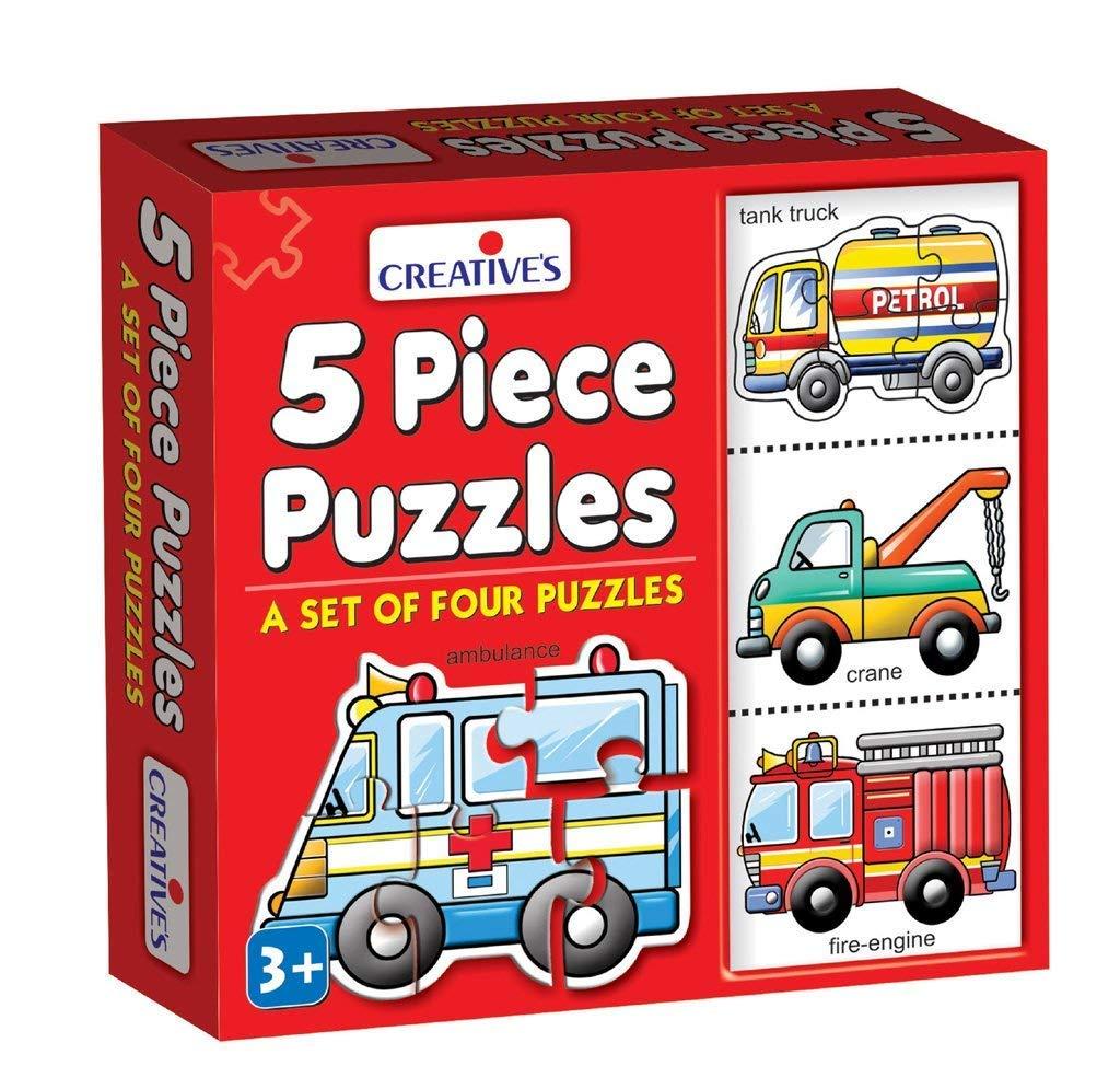 Creative Educational Aids P. Ltd. Puzzles (5 Piece) product image