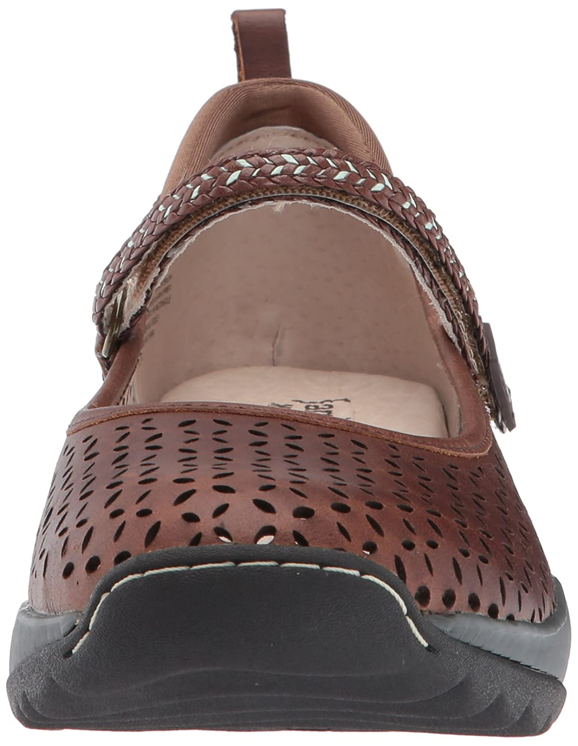 Jambu Women's Bailey Mj Mary Jane Flat Brown B01MYEQW7D 8.5 B(M) US|Antique Brown Flat b97fa0