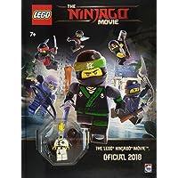 LEGO THE NINJAGO MOVIE: OFICIAL 2018
