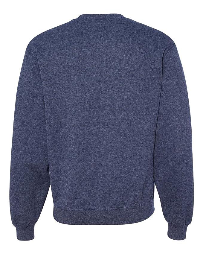 Amazon.com: Jerzees 8 oz., 50/50 NuBlend Fleece Crew, XL ...