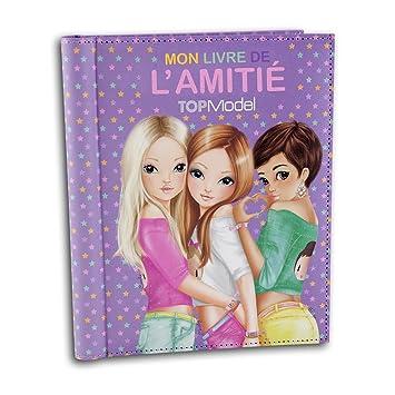 Mon Livre D Amitie Top Model Amazon Co Uk Toys Games