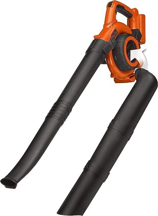 BLACK+DECKER GWC3600LB-XJ - Soplador, aspirador y triturador de ...