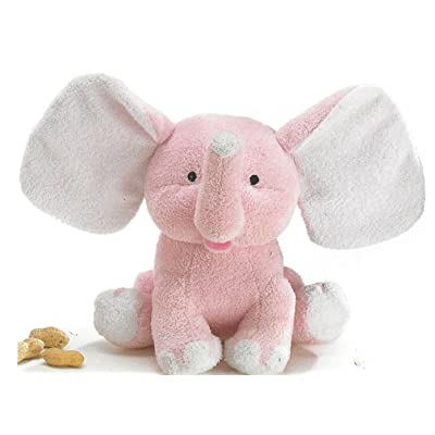 """Plush Baby Sissy 8"""" Pink Elephant Soft and Sweet for Baby Nursery: Toys & Games"""