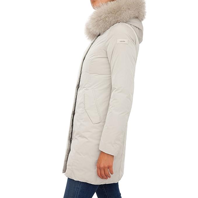 cheap for discount 1c015 95ef8 Beige Donna Dekker Parka Winter Ih033winter Giaccone Rfbei ...