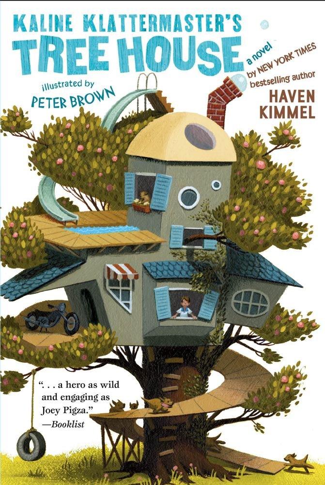 Kaline Klattermaster's Tree House pdf