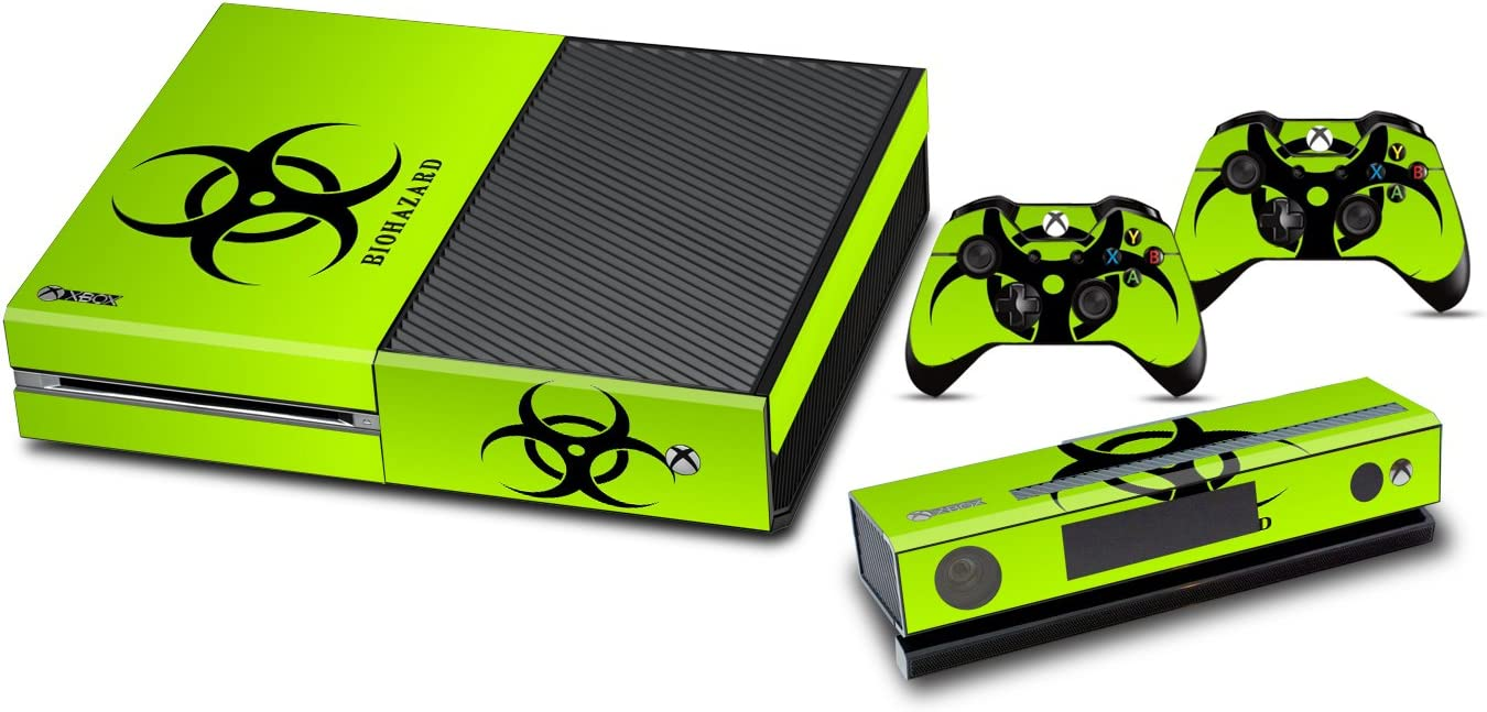 Stickers for Xbox One Console Skins Xbox One Games Accessories ...