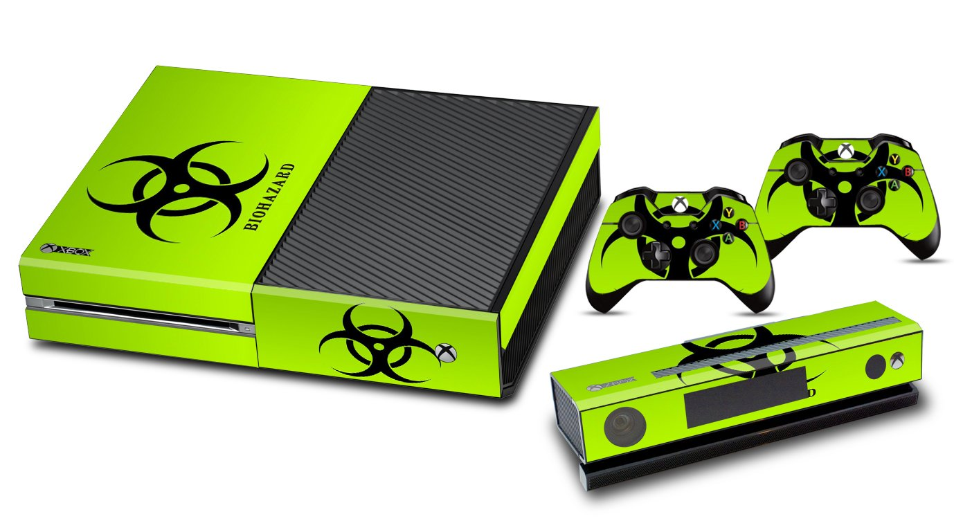 Book Cover Handmade Xbox One : Stickers for xbox one console skins games