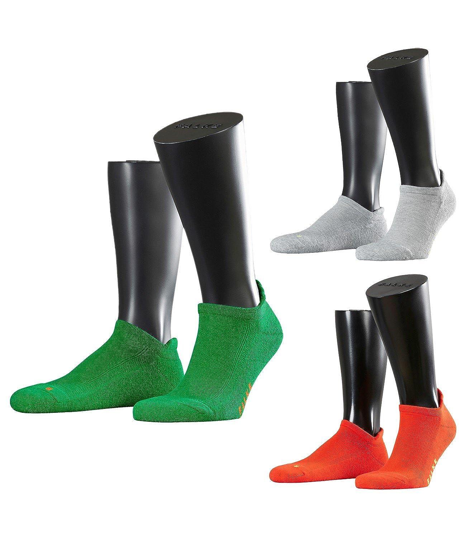 FALKE Unisex Sneaker Laufsocken Sportsocken Cool Kick 16609 3 Paar