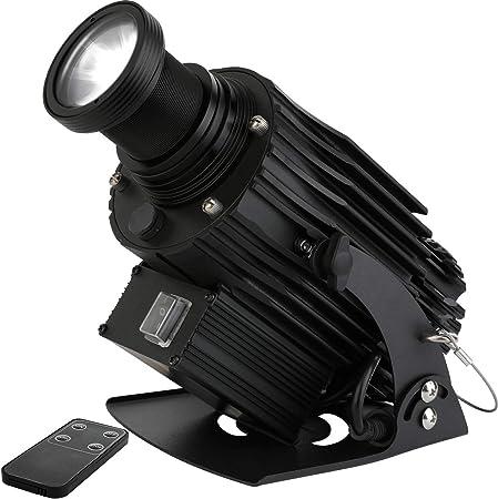 WUZHENG Luz De Proyector LED con Logotipo GOBO De Imagen ...