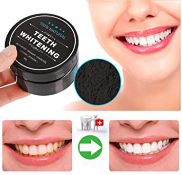 Amazon Com 30g Natural Activated Bamboo Charcoal Teeth Whitening