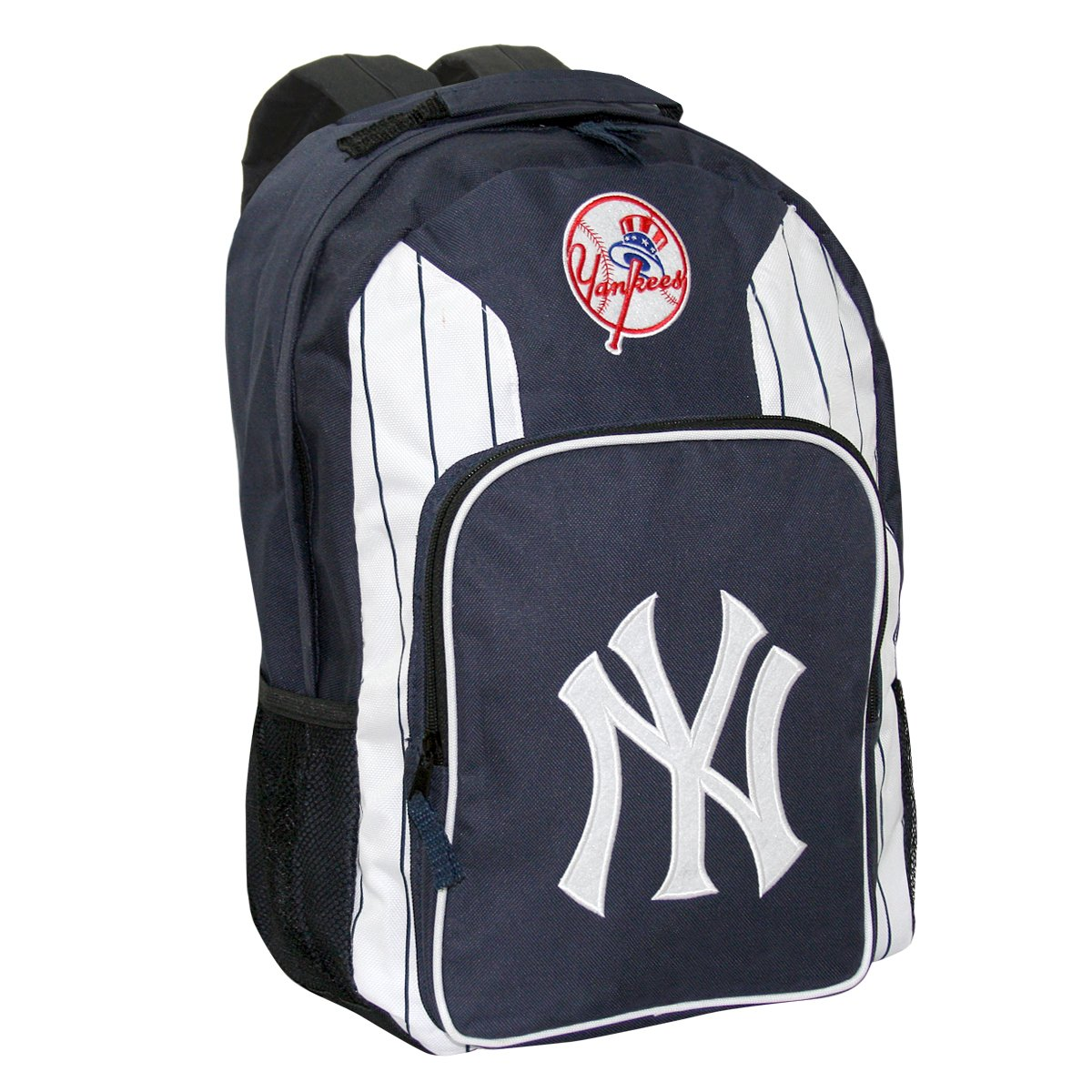 Amazon MLB New York Yankees SouthPaw Backpack Blue Sports Outdoors