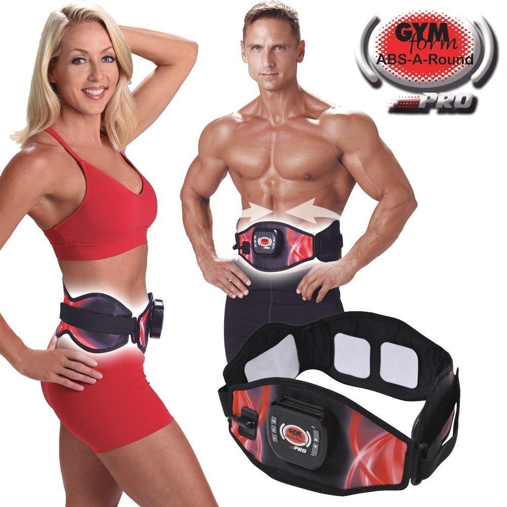 Gymform ABS A de Round Pro de ceinture abdominal