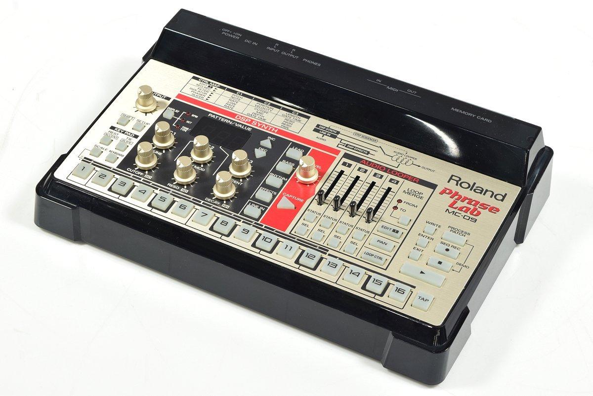 Roland / PhraseLab MC-09 アシッドミュージックに ローランド B01LW6JW9O