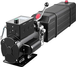 Mophorn Hydraulic Pump 2950 PSI 60HZ Hydraulic Power Unit 3 HP 220V Hydraulic Power Pack for 2 & 4 Post Lifts Car Lift Hydraulic Power Unit with 3.5 Gallon Reservoir