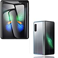 [3 Pack] JAMIE Screen Protector Compatible with Galaxy Fold / W20, HD Clear Anti-Scratch Nano Screen Protector Film…