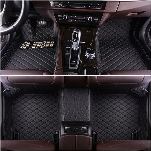Black JVL 3970 Fully Tailored Carpet Car Mat Set for Megane MK4 2017-On