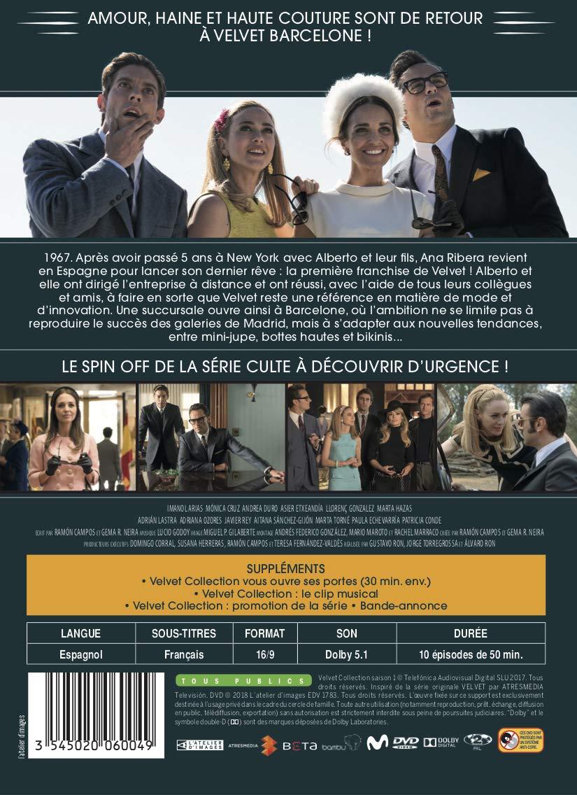 Velvet Collection - Saison 1 [Francia] [DVD]: Amazon.es ...