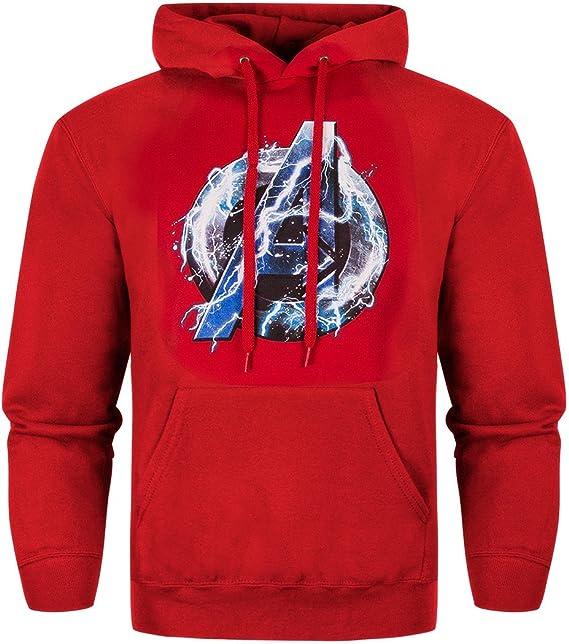 Producto oficial de Los Vengadores de Marvel 2 Age Of Ultron Jersey Thor sudadera