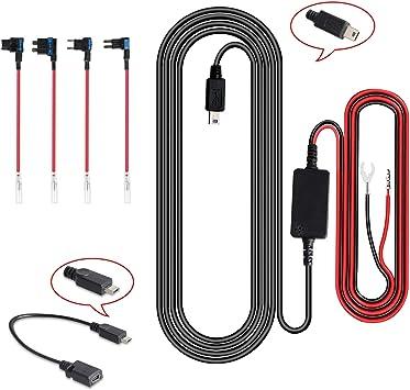 Soekoa Dashcam Hardwire Kit Mini Elektronik