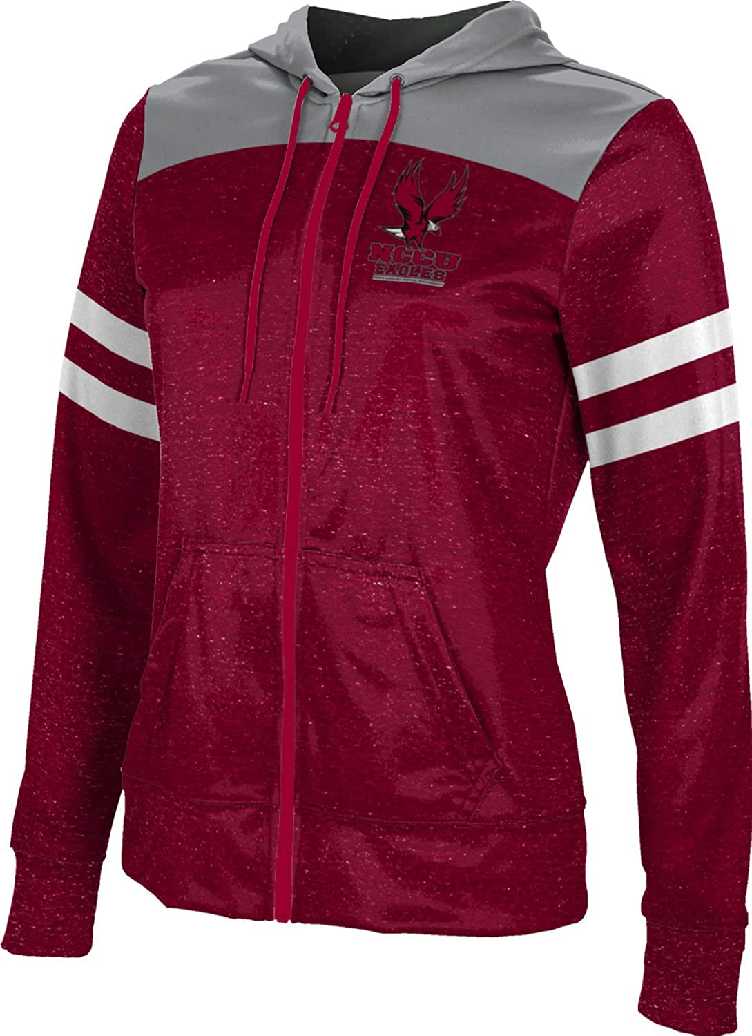 ProSphere North Carolina Central University Girls' Full Zip Hoodie - Gameday