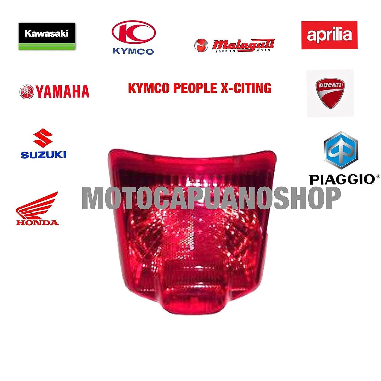 STOP FARO FANALE POSTERIORE ORIGINALE PIAGGIO VESPA GTS SUPER 300 ANNO 2008 2009 MotoCapuano 170856950200
