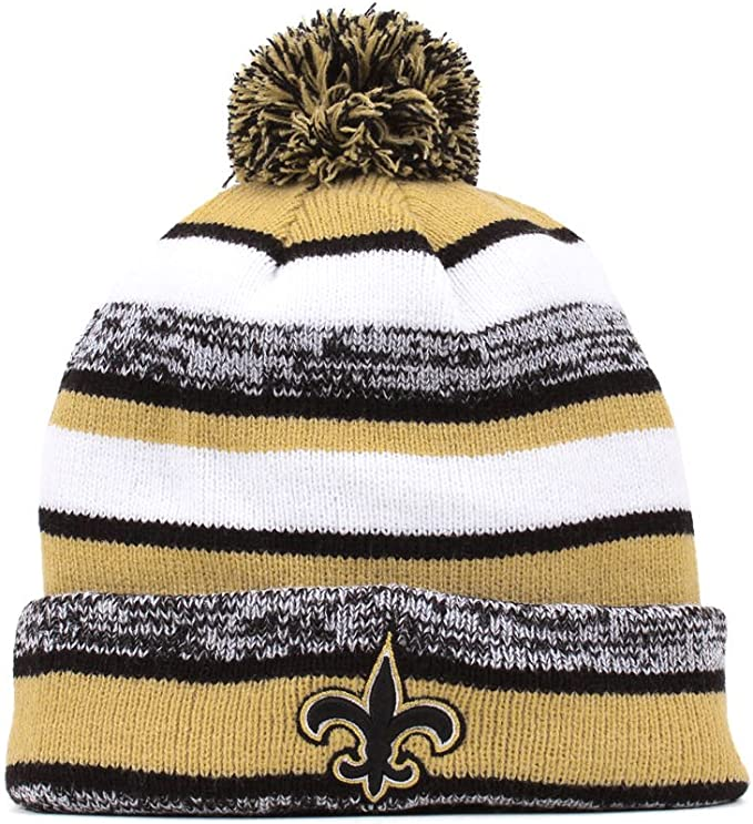 factory outlets big sale cheap for discount Amazon.com: New Era On field Sport Knit New Orlean Saints Game Hat ...