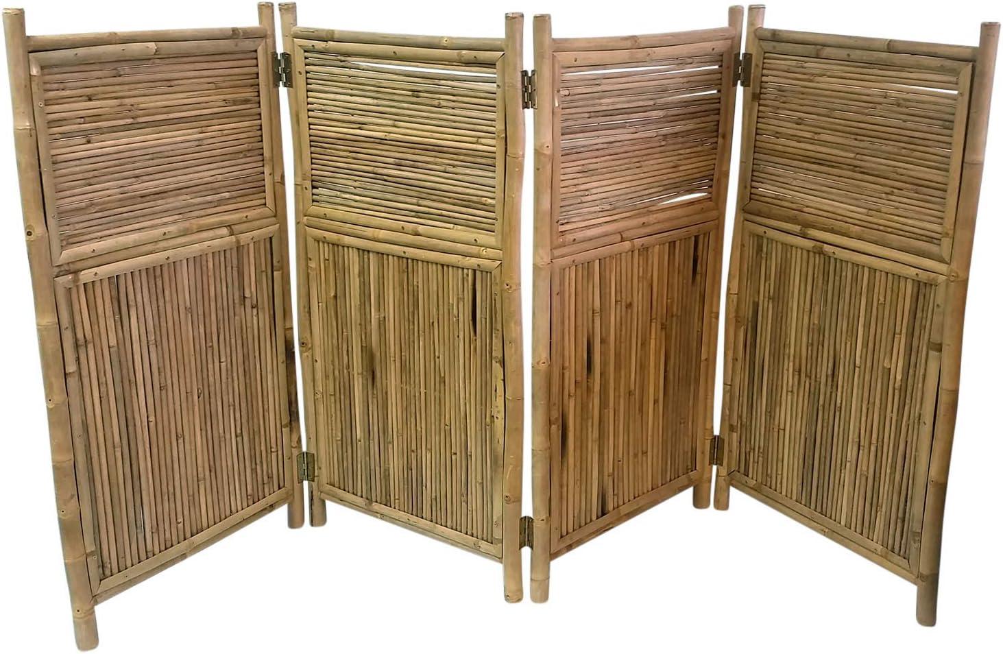 MGP Four Panel Bamboo Screen Enclosure 48