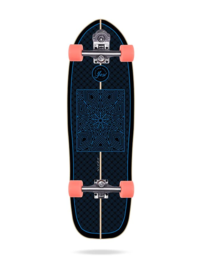 YOW Snappers Surfskate Completos, Unisex Adulto, Blue, 32.5: Amazon.es: Deportes y aire libre