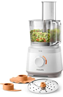Philips Daily HR7627/00 - Procesador Alimentos, 650 W, 7 ...
